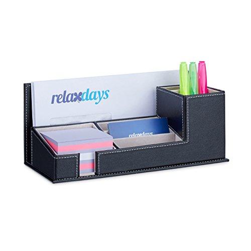 Relaxdays Schreibtisch Organizer...
