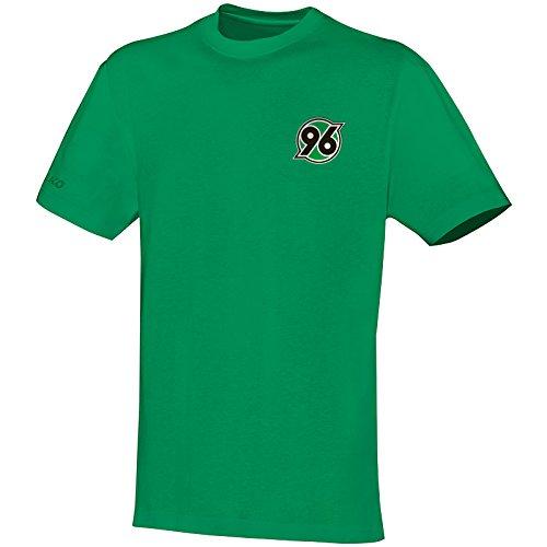 Jako Hannover 96 T-Shirt Team - sportgr+?n, Größe #:XL