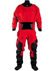 Sweet protection eysse Dry suit inter Galactic, scorch Rojo, S, 828501