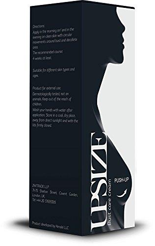 Preisvergleich Produktbild Hendels Garden UPSize bust push-up increase care cream decollete elasticity skin
