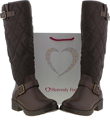 Heavenly Feet Mexx Bottes Chocolat Chocolat
