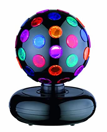Reality leuchten boule facettes lampe de table classe d 39 efficacit ne - Ampoule boule a facette ...