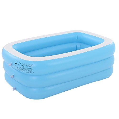YANG HONG SHOP JL YH Badewanne Für Kinder Faltbad Badewanne Doppelbadewanne Für Erwachsene Aufblasbare Badewanne A+ (größe : 262)