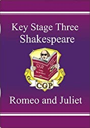 KS3 English Shakespeare Romeo and Juliet: Romeo and Juliet Revision Guide Pt. 1 & 2 by CGP Books (2000-02-22)