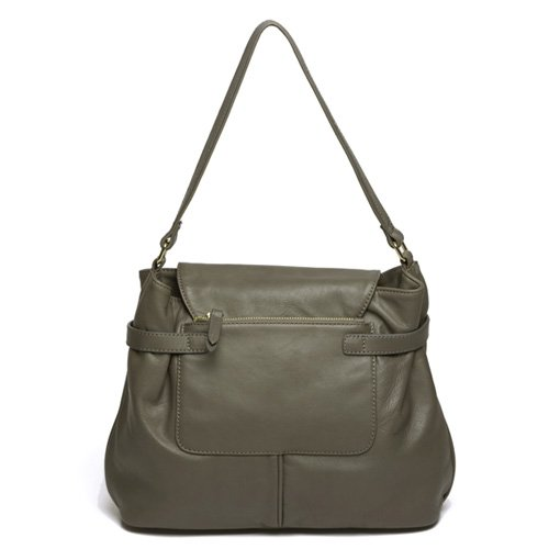 Kate Lee - Carene, Borsa a tracolla Donna Gris (Co Gris Taupe)