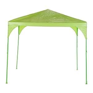 IKEA LOTSUDDEN - Gazebo, green - 250x250 cm: Amazon.co.uk ...