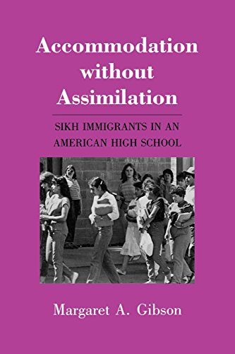 The Accommodation Without Assimilation: Women and Medicine in Early New England: Sikh Immigrants in an American High School (The Anthropology of Contemporary Issues)