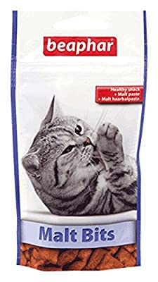 Beaphar Hairball Malt Bits for Cats 150g VALUE PACK
