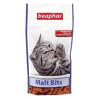 Beaphar Hairball Malt Bits for Cats 150g VALUE PACK 41Lgy0j404L