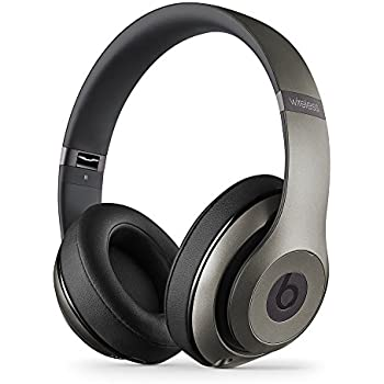 beats headphones wireless. beats studio wireless over-ear headphone (titanium) headphones
