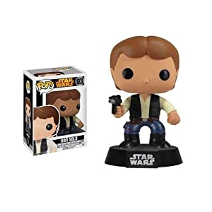 Funko Pop Han Solo (Star Wars 03) Funko Pop Star Wars