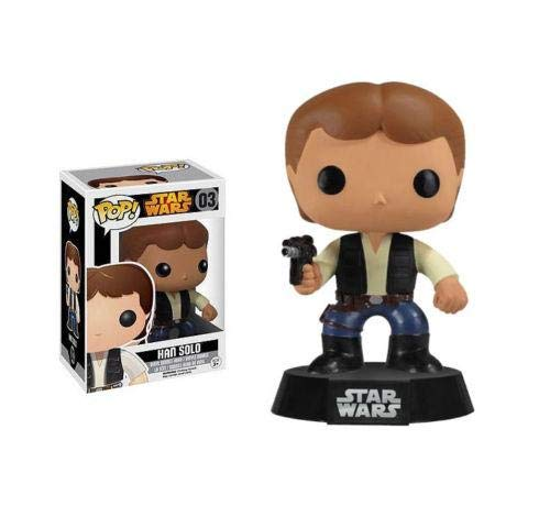 Funko Pop Han Solo (Star Wars 03) Funko Pop Star Wars