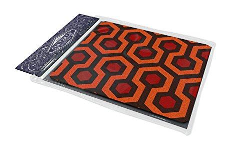 Cultzilla - Alfombrilla para ratón, diseño de alfombra de la película 'El Resplandor' (19 x 25 x 0,7 cm)