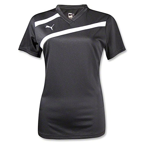 Puma Lightweight-jersey (Puma Womens Esito Jersey Small Black/White)