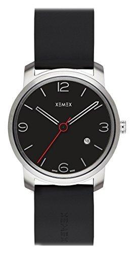 Orologio da polso al quarzo XEMEX PICCADILLY 880,03 3 HANDS DATE rif.