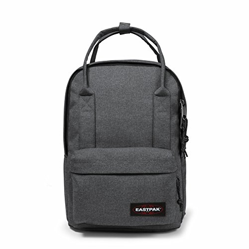 Eastpak Padded Shop'R Rucksack, 38 cm, 15 L, Grau (Black Denim)