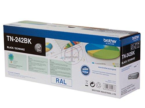 Preisvergleich Produktbild Brother original - Brother DCP-9017 CDW (TN-242 BK) - Toner schwarz - 2.500 Seiten
