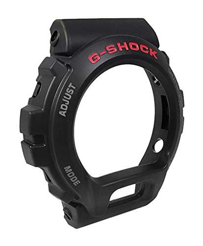 Casio Uhren Ersatzteile Bezel schwarz Gehäuseteil Lünette für DW-6600, DW-6900, DW-6900BD