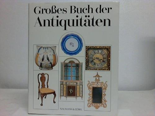Großes Buch der Antiquitäten