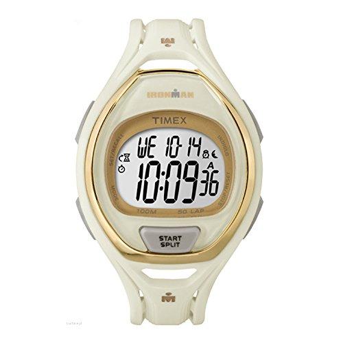 Timex Ironman Sleek 50 TW5M06100SU Damenuhr / Herrenuhr Chronograph (Timex Ironman 50)