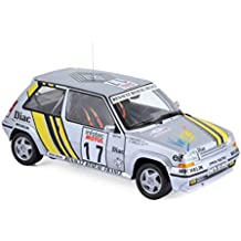 Coche Renault Super 5 GT Turbo. Tour de Corse 1989