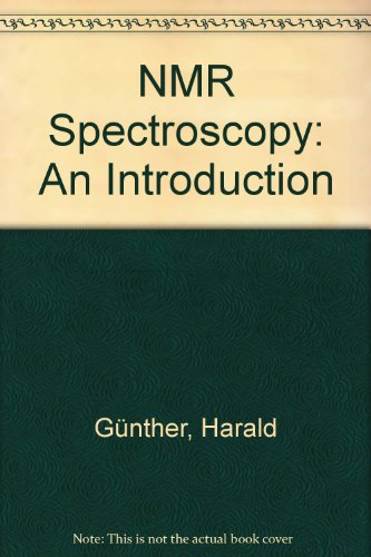NMR Spectroscopy: An Introduction