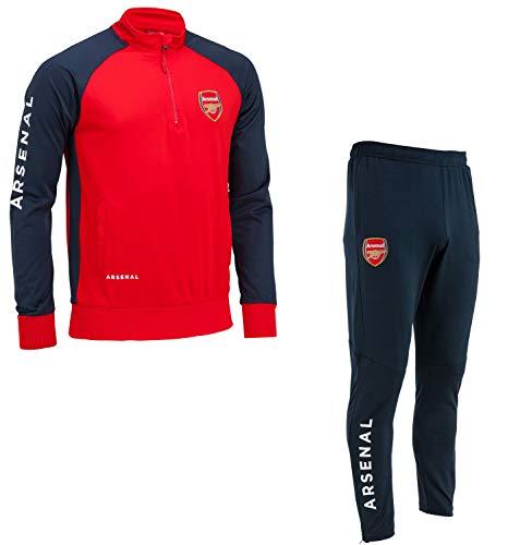 Arsenal Sweatsuit Training fit FC - Offizielle Kollektion - Herrengröße M