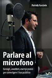 Parlare al microfono