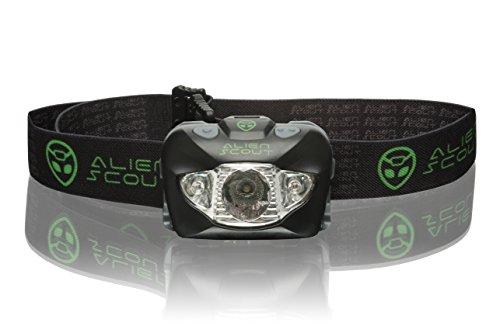 Stirnlampe von Alien Scout