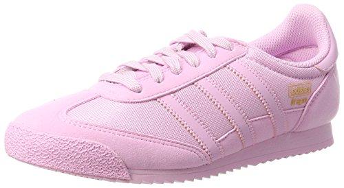 adidas Unisex-Kinder Dragon OG Sneaker Frost Pink, 38 EU