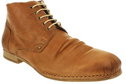 Goldmud KOLPINO ESTATE MAN - Scarpe Uomo Con Lacci Businesschuhe - 3634 - Marrone, Uomo, 43