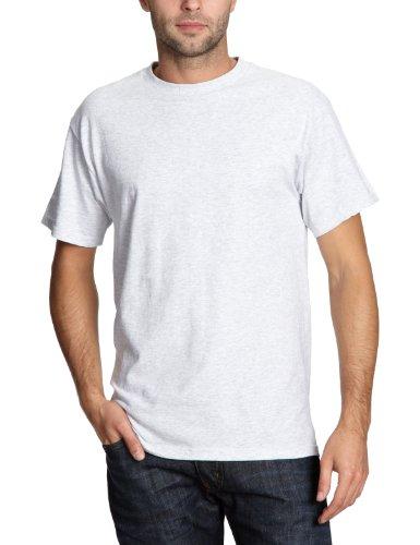 Fruit of the Loom Herren Cotton T-Shirt in vielen Farben grau