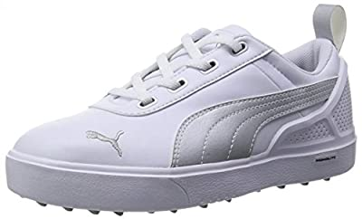 Puma MonoliteMini White-Silver metallic