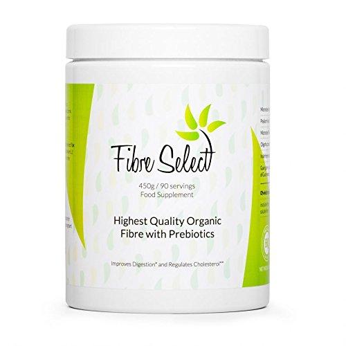 ✅FIBRE SELECT - Der beste trinkbare Vital-Ballaststoff zur Reinigung des Organismus von Giftstoffen, zur Entschlackung, SEHR GUT für Haut, Haare und Nägel!
