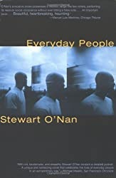 Everyday People by Stewart O'Nan (2002-04-05)