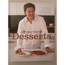 WHS JAMES MARTIN DESSERTS MINI