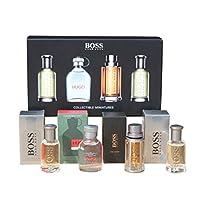 Hugo Boss Hugo Boss by Hugo Boss Perfume Gift Set for Men - Eau de Toilette, 20 ml, 4 Count