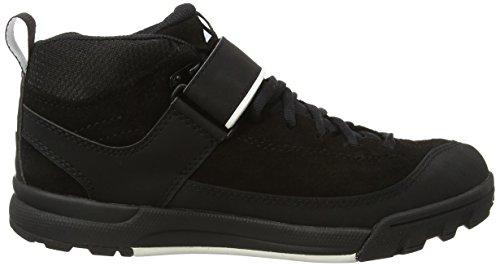 VAUDE Moab Mid Stx Am, Chaussures de VTT mixte adulte Noir (Black)