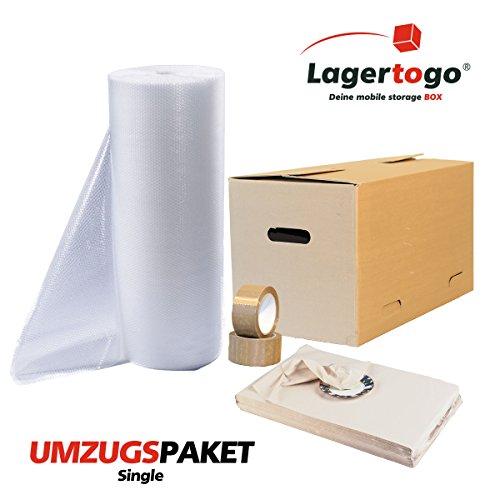 Umzugspaket Lagertogo SINGLE bis zu 40 m² thumbnail