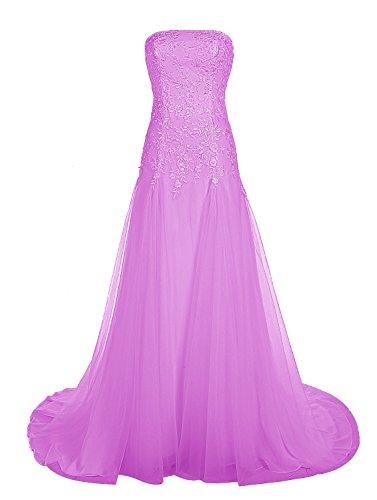 45b57ac1c337a Find Dress Bustier Robe sans Manches Soirée Grande Taille pour Cérémonie  Femme Mariage avec Broderie Floral Robe de Bal Longue Princesse Fête Noel  Wedding ...