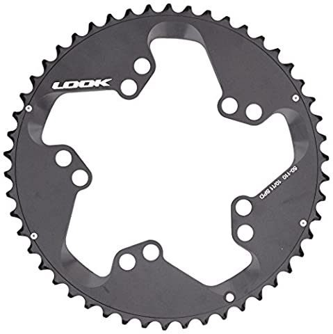 Look Zed 2 Chainring 52T 110 Bcd (10 and 11 Speed) (Praxis) Fits 36T Inner