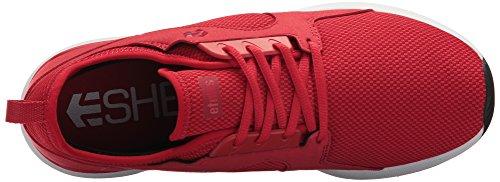 Etnies Schuhe Cyprus SC Schwarz Red