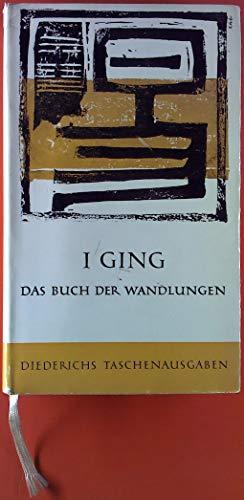 Das Buch der Wandlungen.
