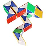 Magic Toy Game 3D Snake Cube Puzzle by CTU BroHall