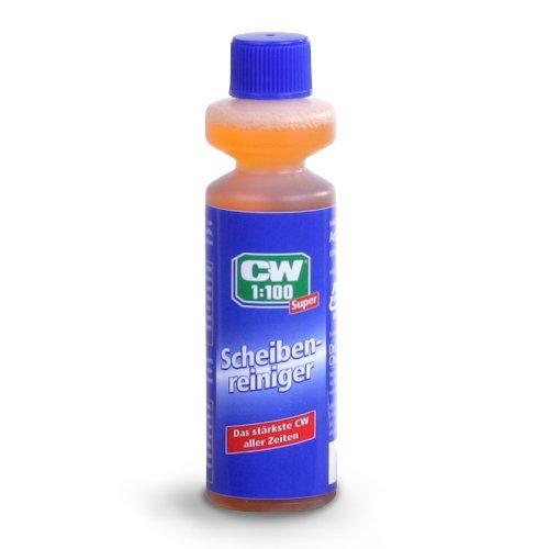 Dr. Wack CW1:100 Super Scheibenreiniger für die Scheibenwaschanlage, 40 ml