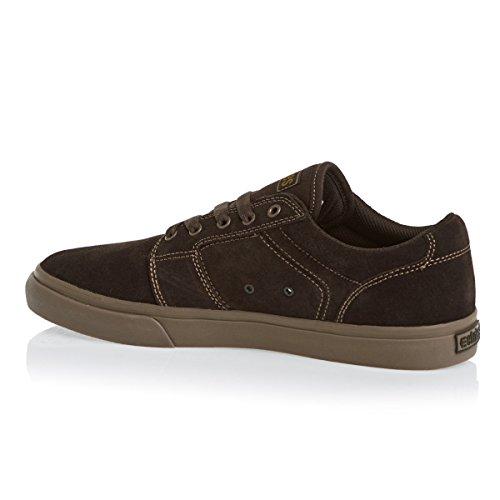 Etnies Barge LS dark brown Dark Brown