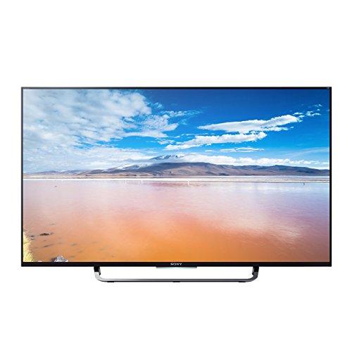 Sony KD-43X8305C Televisore 4K Ultra HD, Android, 43'', Nero
