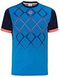 JHAYBER Camiseta Manga Corta Hombre Técnica Tenis Padel