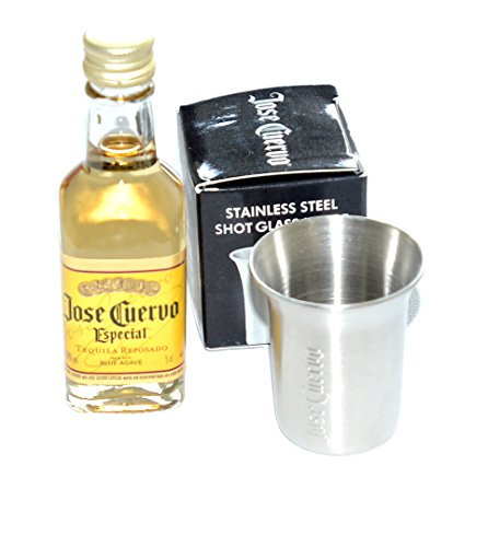 jose-cuervo-stainless-steel-25ml-shot-glass-with-with-tequila-gold-jose-cuervo-5cl-miniature
