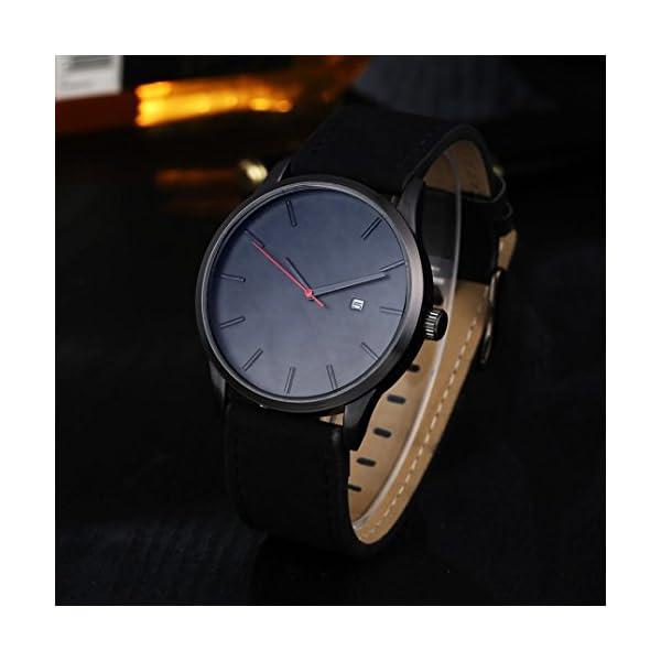 05fb07d52192 Reloj con correa de cuero